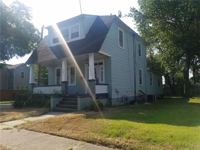 1501 Leckie St, Portsmouth, VA 23704 (MLS #10214898) :: Chantel Ray Real Estate