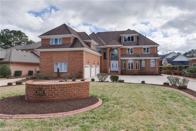 1545 Rotunda Ave, Portsmouth, VA 23701 (#10214942) :: Abbitt Realty Co.