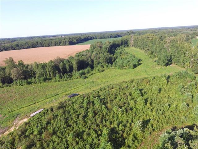 109 Ac Timber Branch Rd, King & Queen County, VA 23085 (#10215065) :: Reeds Real Estate