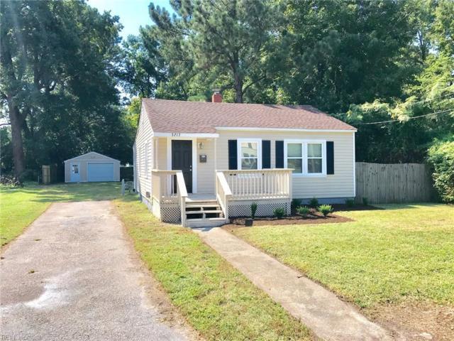 3213 Elliott Ave, Portsmouth, VA 23702 (MLS #10215103) :: Chantel Ray Real Estate
