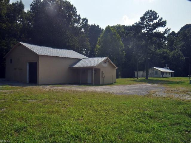 16090 Pittman Rd, Southampton County, VA 23828 (#10215284) :: Atkinson Realty