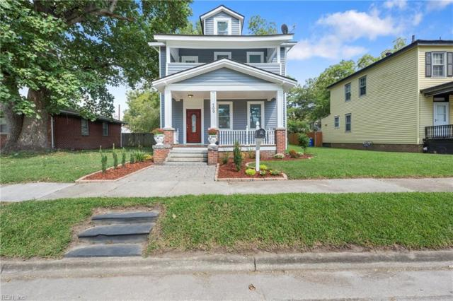 709 Potomac Ave, Portsmouth, VA 23707 (#10215298) :: The Kris Weaver Real Estate Team