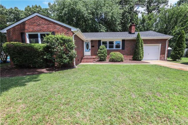 62 Rexford Dr, Newport News, VA 23608 (MLS #10215325) :: Chantel Ray Real Estate