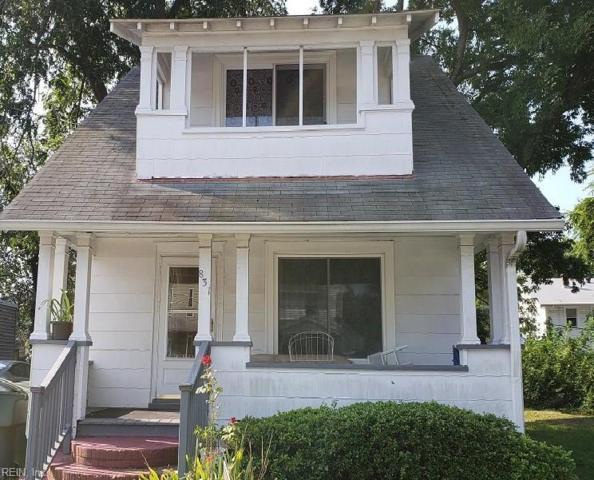 831 W 35th St, Norfolk, VA 23508 (#10215419) :: The Kris Weaver Real Estate Team