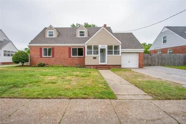 6245 Tidewater Dr, Norfolk, VA 23509 (MLS #10215450) :: Chantel Ray Real Estate