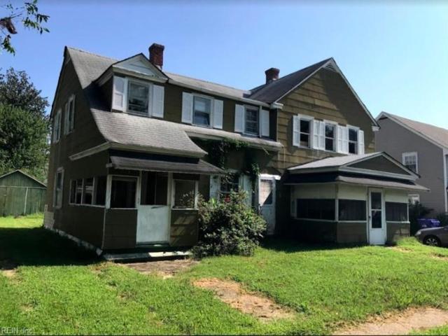 5 Barney Pl, Portsmouth, VA 23702 (MLS #10215551) :: Chantel Ray Real Estate