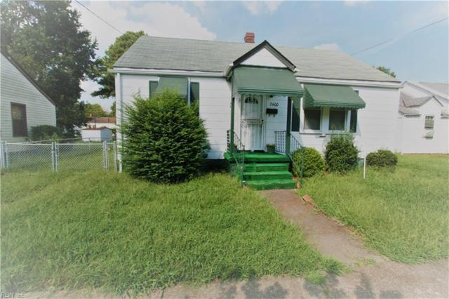 2400 Piedmont Ave Ave, Portsmouth, VA 23704 (#10215721) :: Berkshire Hathaway HomeServices Towne Realty