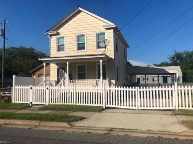 1302 Hatton St, Norfolk, VA 23523 (MLS #10215817) :: Chantel Ray Real Estate