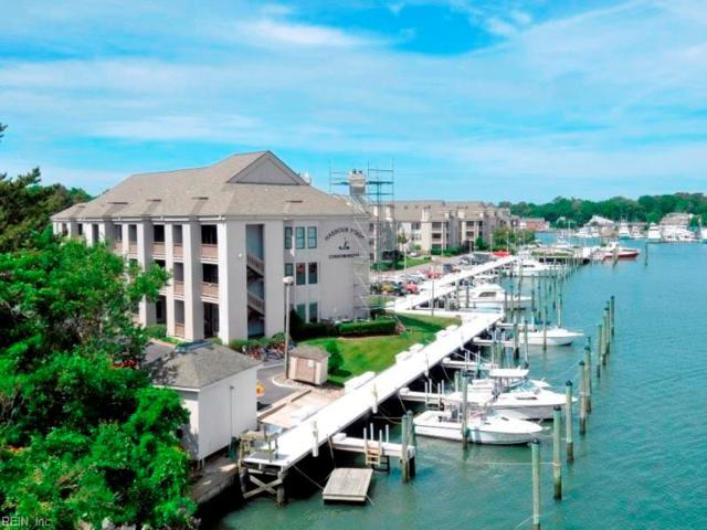 419 Harbour Pt #301, Virginia Beach, VA 23451 (MLS #10216022) :: AtCoastal Realty