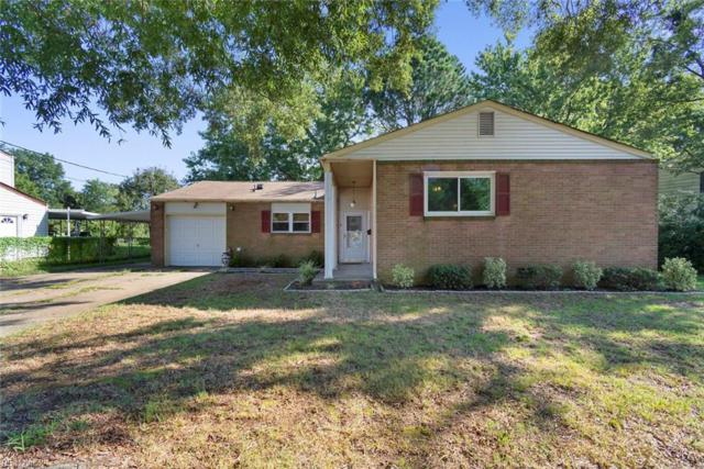 50 Banister Dr, Hampton, VA 23666 (#10216213) :: Berkshire Hathaway HomeServices Towne Realty