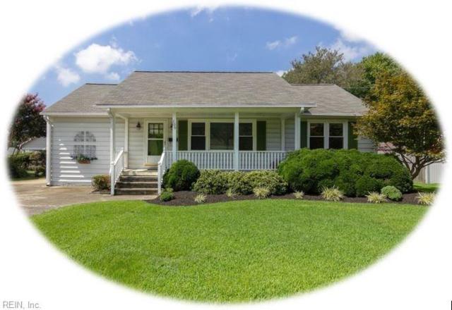 109 Cynthia Dr, Hampton, VA 23666 (#10216357) :: Atkinson Realty