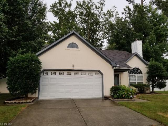 7 Shetland Ct, Hampton, VA 23666 (MLS #10216430) :: Chantel Ray Real Estate