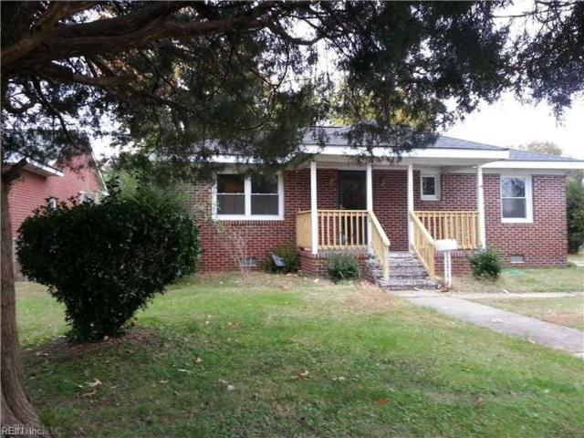 723 South Ave, Newport News, VA 23605 (#10216507) :: Berkshire Hathaway HomeServices Towne Realty
