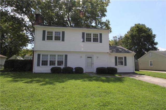 128 Skipper Ct, Newport News, VA 23602 (MLS #10216660) :: Chantel Ray Real Estate