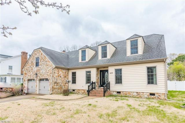 413 Pleasant Point Dr, Norfolk, VA 23502 (#10216927) :: Abbitt Realty Co.