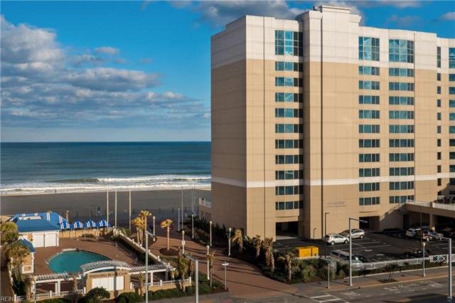 921 Atlantic Ave #701, Virginia Beach, VA 23451 (MLS #10217057) :: AtCoastal Realty