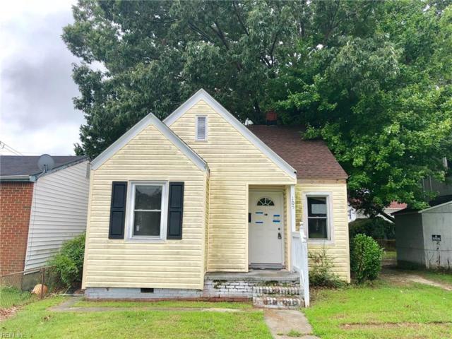 105 Poplar Ave, Newport News, VA 23607 (#10217332) :: The Kris Weaver Real Estate Team