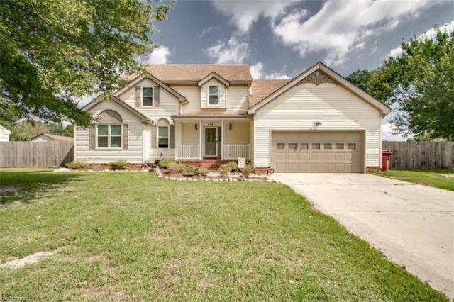 408 Flintlock Rd, Chesapeake, VA 23322 (#10217491) :: Chad Ingram Edge Realty