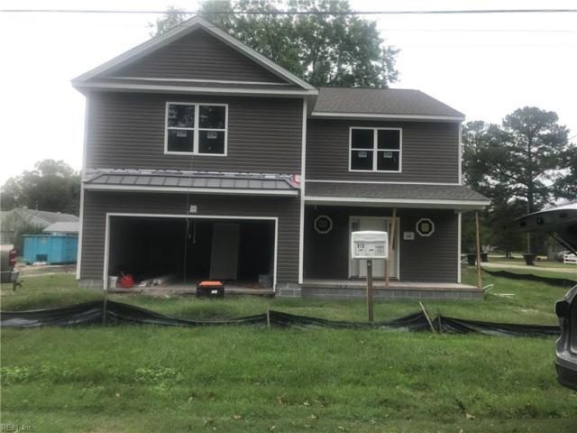 312 Weston St, Portsmouth, VA 23702 (MLS #10217506) :: Chantel Ray Real Estate