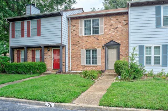 926 Spinnaker Ct, Chesapeake, VA 23320 (#10217527) :: The Kris Weaver Real Estate Team