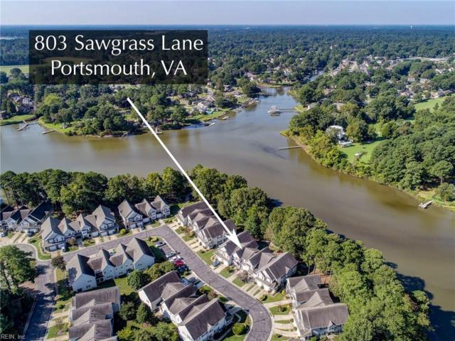 803 Sawgrass Ln, Portsmouth, VA 23703 (#10217653) :: Atkinson Realty