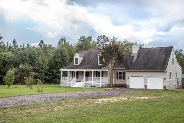 10530 Burkes Pond Rd, Gloucester County, VA 23128 (#10217726) :: Berkshire Hathaway HomeServices Towne Realty