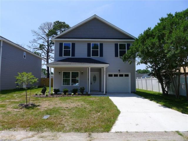 804 Finchley Rd, Portsmouth, VA 23702 (MLS #10217795) :: Chantel Ray Real Estate
