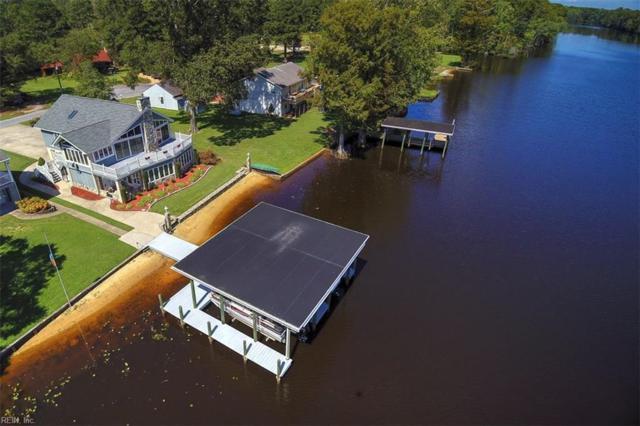 34208 Battle Beach Rd, Southampton County, VA 23851 (#10217992) :: The Kris Weaver Real Estate Team
