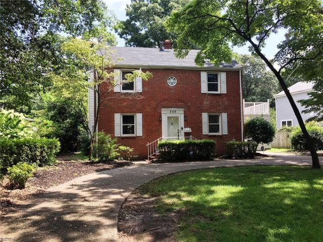 226 S Blake Rd, Norfolk, VA 23505 (#10218025) :: Austin James Real Estate