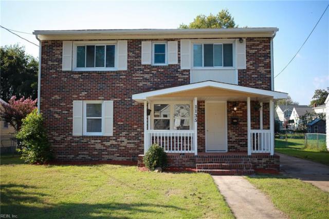 1135 Dahlia Ln, Hampton, VA 23663 (#10218180) :: 757 Realty & 804 Realty