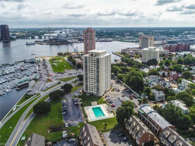 ONE Crawford Pw #1507, Portsmouth, VA 23704 (MLS #10218225) :: AtCoastal Realty