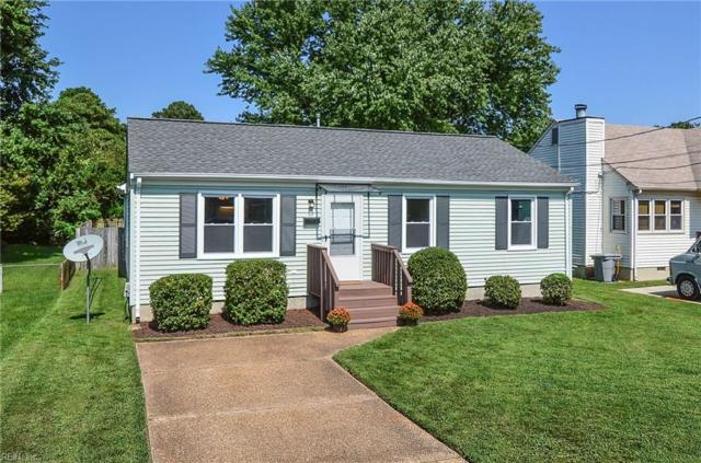 606 Tappan Ave, Hampton, VA 23664 (#10218256) :: Abbitt Realty Co.