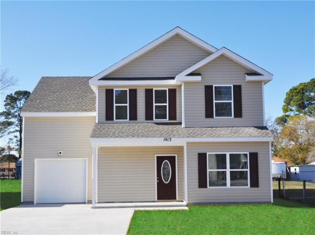 935 Hill St, Chesapeake, VA 23324 (MLS #10218354) :: Chantel Ray Real Estate