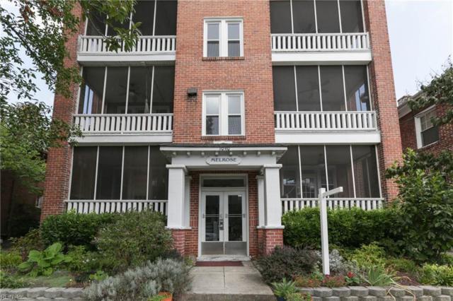1040 Brandon Ave #4, Norfolk, VA 23507 (MLS #10218369) :: Chantel Ray Real Estate