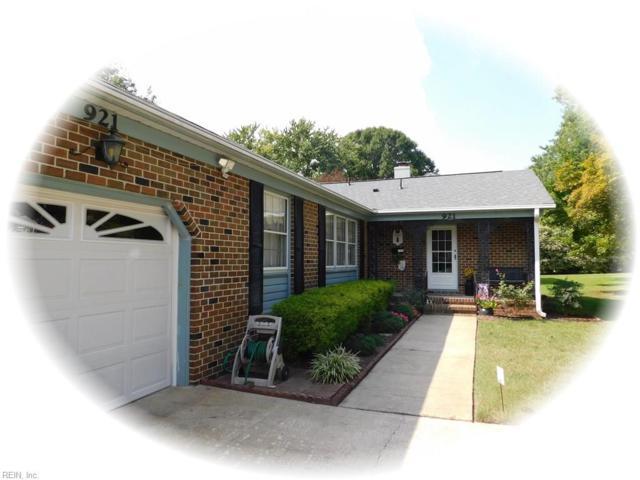921 Moyer Rd, Newport News, VA 23608 (#10218386) :: Austin James Real Estate