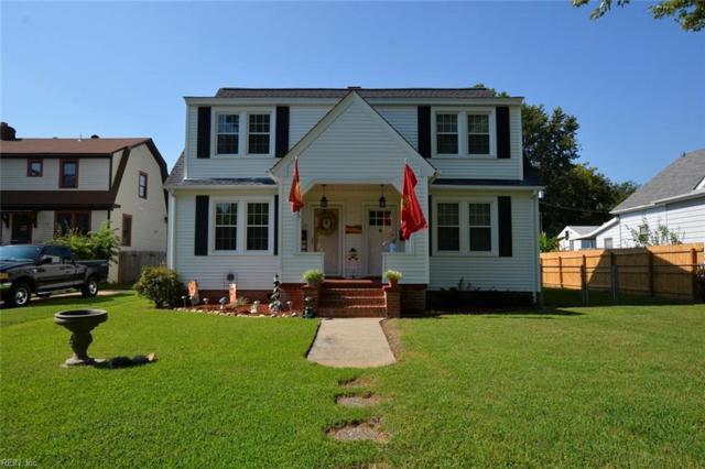 69 Greenbriar Ave, Hampton, VA 23661 (MLS #10218413) :: AtCoastal Realty