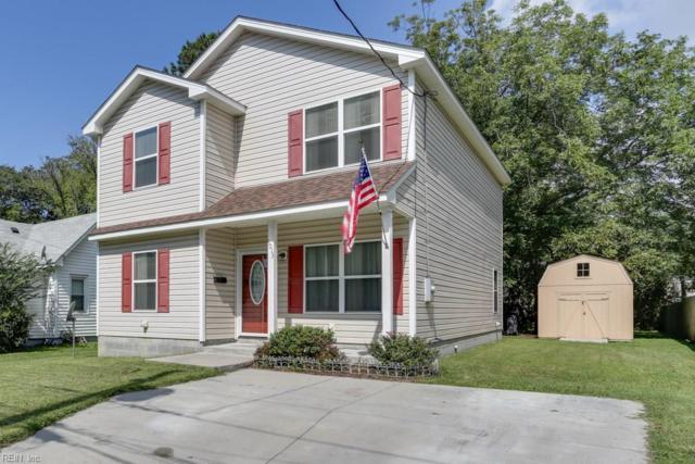 1013 Rowland Ave, Chesapeake, VA 23324 (#10218420) :: The Kris Weaver Real Estate Team