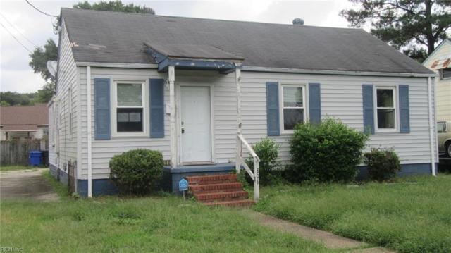 809 Cambridge Ave, Portsmouth, VA 23707 (#10218436) :: Atkinson Realty