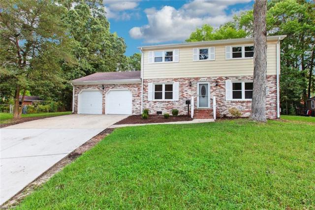 206 Orkney Pl, Newport News, VA 23608 (#10218459) :: Berkshire Hathaway HomeServices Towne Realty