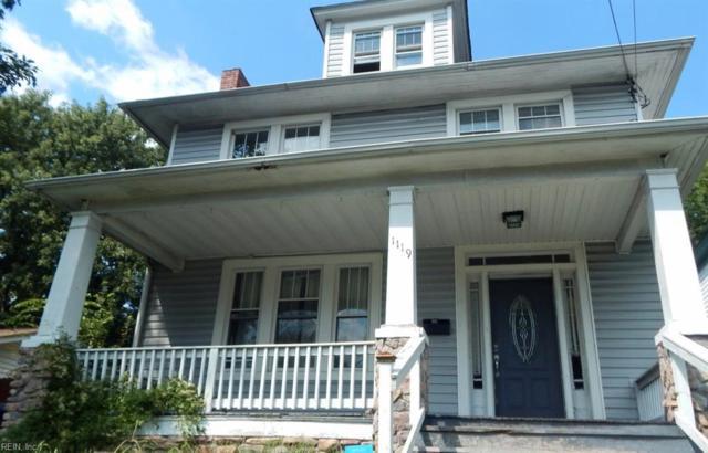 1119 Hampton Ave, Newport News, VA 23607 (#10218487) :: The Kris Weaver Real Estate Team