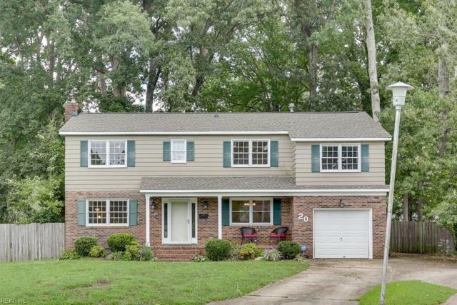 20 Tukaway Ct, Newport News, VA 23601 (#10218517) :: The Kris Weaver Real Estate Team