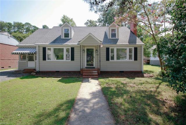 105 Lodge Rd, Poquoson, VA 23662 (#10218544) :: 757 Realty & 804 Realty
