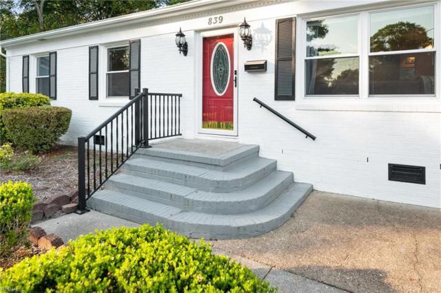 839 Balthrope Rd, Newport News, VA 23608 (#10218554) :: Abbitt Realty Co.