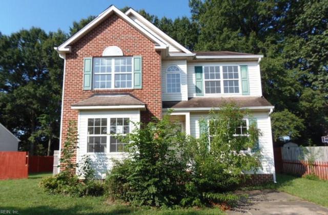 7909 Merrimac Ln, Newport News, VA 23605 (#10218561) :: Abbitt Realty Co.