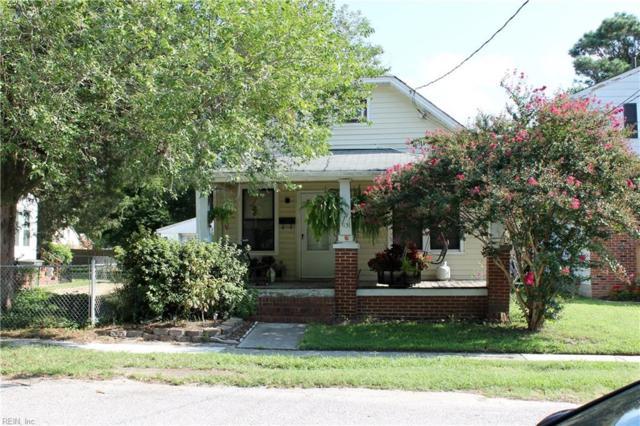 13 E Sherwood Ave, Hampton, VA 23663 (#10218600) :: Abbitt Realty Co.