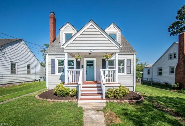 1917 Lindale St, Hampton, VA 23661 (MLS #10218611) :: AtCoastal Realty