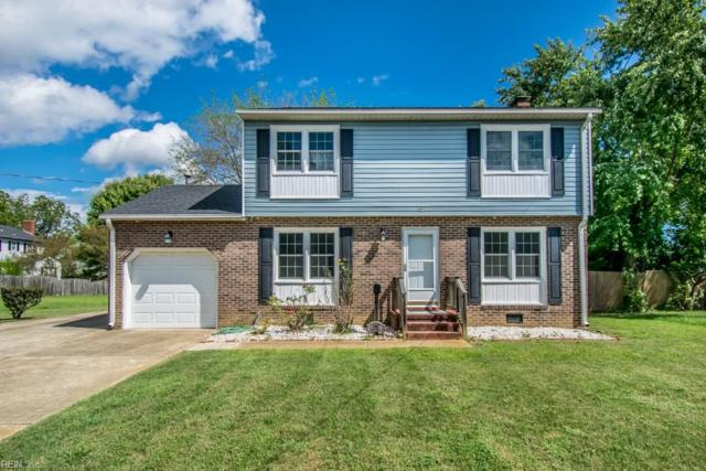 203 Forth Worth St, Hampton, VA 23669 (MLS #10218613) :: AtCoastal Realty