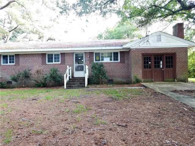 31177 Cardinal Ave, Southampton County, VA 23851 (#10218620) :: Abbitt Realty Co.