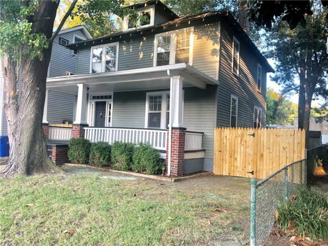 343 Mt Vernon Ave Ave, Portsmouth, VA 23707 (#10218670) :: 757 Realty & 804 Realty
