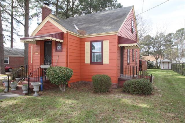 3720 Turnpike Rd, Portsmouth, VA 23701 (#10218682) :: The Kris Weaver Real Estate Team